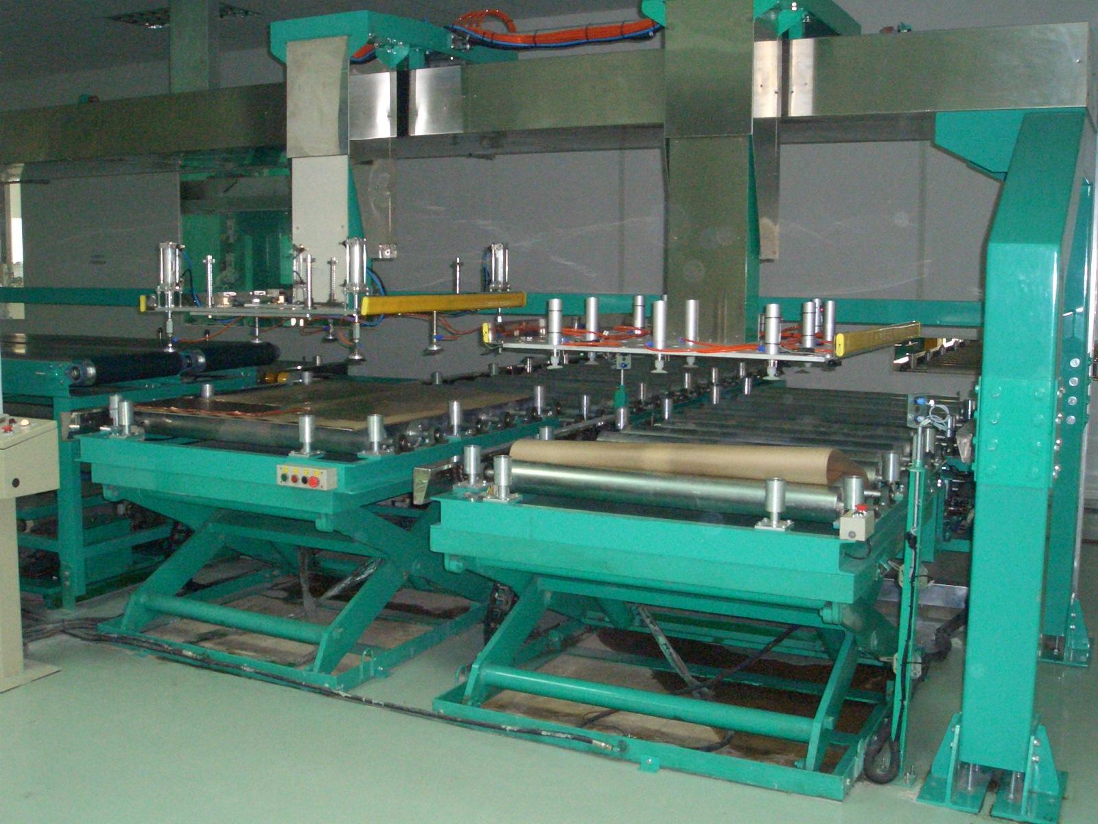 垂直電鍍生產線
